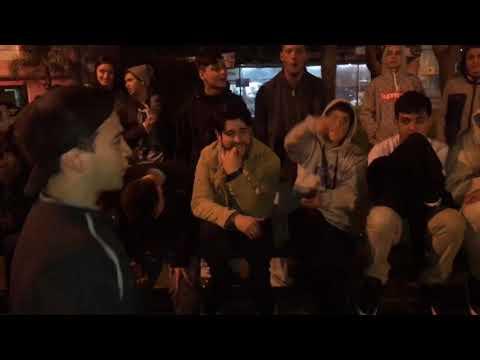 MAC Vs ABSURD|FINAL|11 Gradas|RAP URUGUAYO