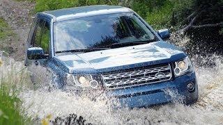Land Rover Freelander II 2006 внедорожник