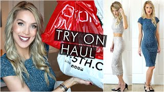 Fall & Winter Fashion Haul + Try On! | leighannsays