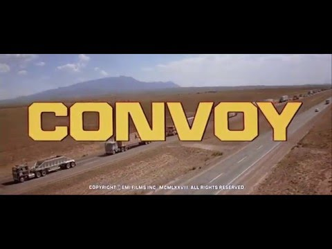 Convoy (1978) - HD Trailer [720p]
