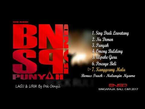 BNSP Band - Kanggoang Malu