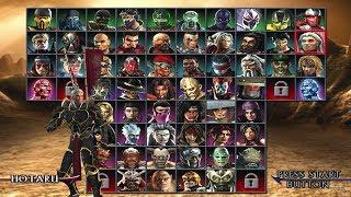 Mortal Kombat: Armageddon PS2 Gameplay HD (PCSX2)