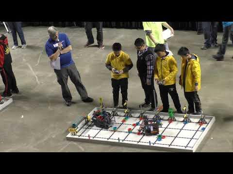 U.S. Open Vex IQ Ringmaster Champions 10543B & 10571A