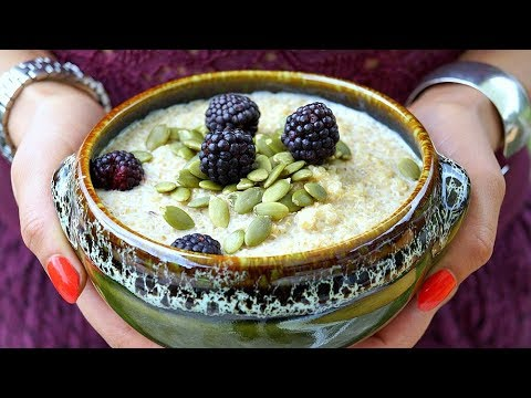 Quinoa porridge recipe | Oatmeal alternative that is better than oatmeal