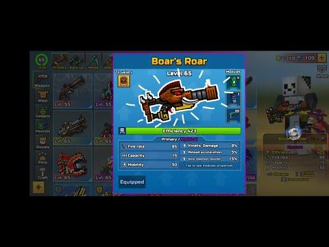 boar's-roar-&-call-of-siren's-[review]-2-maps-[review]-|-pixel-gun-3d