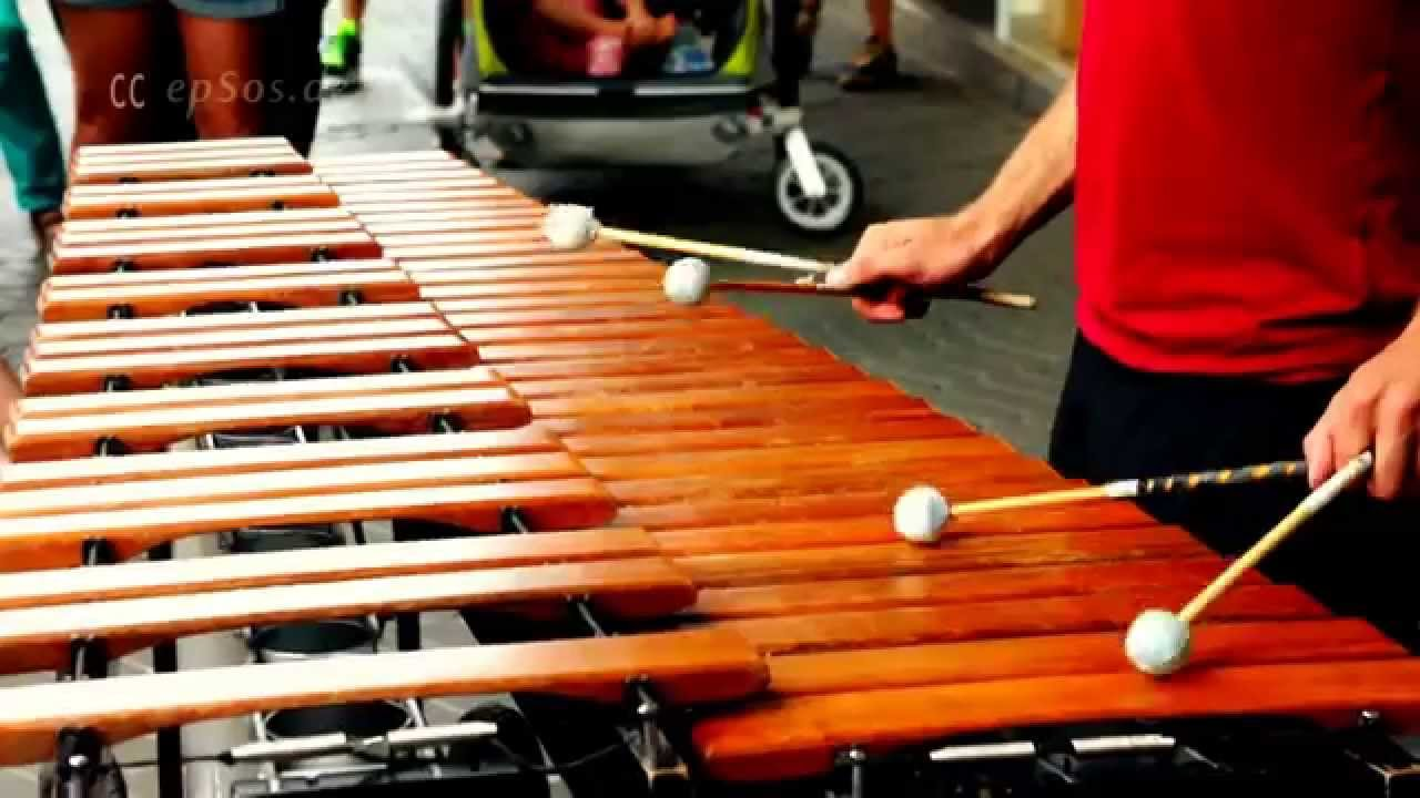 Magic Marimba Music in Europe - YouTube