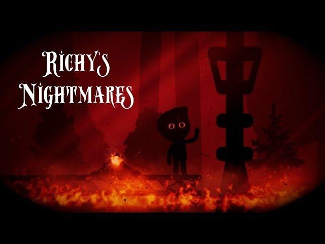 RELIVING NIGHTMARES | Richy's Nightmares