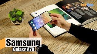 Samsung Galaxy A70 — огляд смартфона