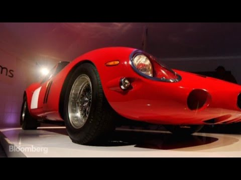 Most Expensive Cars Ever Auctioned