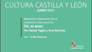 Oh, el amor. Por Sabas Yagüe y Ana Sánchez