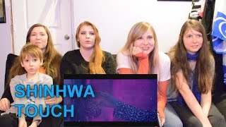신화SHINHWA 13TH UNCHANGING - TOUCH(터치) MV REACTION