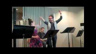 """The Intervention Song"" by Alex Rubin and Natalie Tenenbaum"