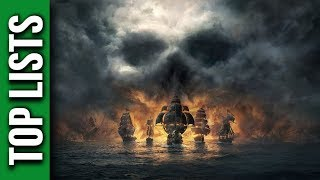 10 Things You Never Knew About Pirates