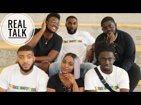 REAL TALK | Being an African Creative ft. Cornerstore