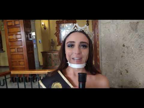ENTREVISTA A LAS PARTICIPANTES DE MISS GLOBE MÉXICO POR GUADALAJARA TV