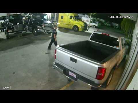 Trespassers Apprehended 8/7/17