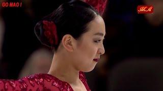 フランス杯、 GO MAO ! 浅田真央選手のスケートアメリカ2016のSPとFS「...