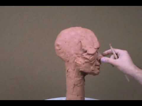 Polymer clay sculpture tutorial · how to mold a clay character.