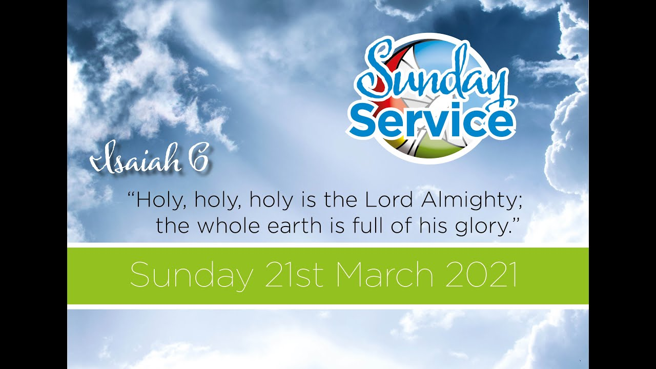 Sunday 21st March 2021
