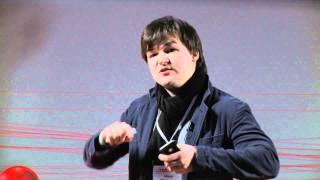 TEDxVorobyovy-Gory - Ivar Maksutov - Gagarin as Superman