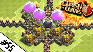 NEW BEST TOWN HALL 9 FARMING BASE | ROAD TO MAX TH9 EP.55 | CLASH OF CLANS