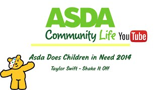Shake It Off - Taylor Swift (asda Does Children In Need)