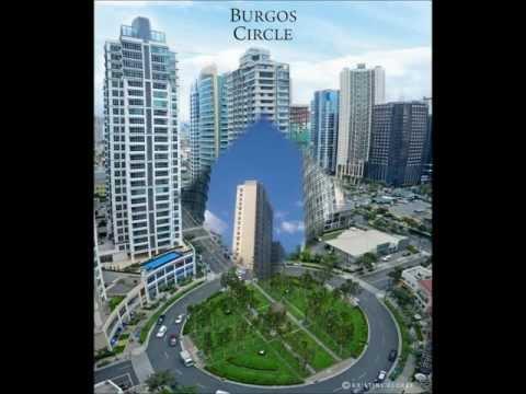 Bonifacio Global City (BGC) 2012 - Metro Manila, Philippines
