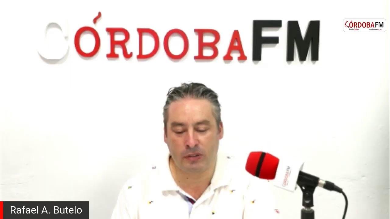 ENTREVISTA AURELIO GALLARDO EN CÓRDOBA FM