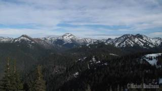 Siskiyou Wilderness Timelapse