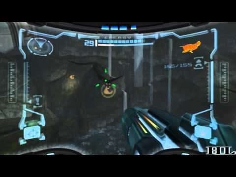 Metroid Prime 100% Walkthrough Part 20 - Collecting the Items