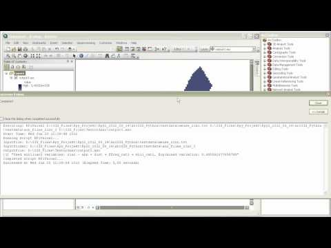 Regression Kriging Toolbox for ArcGIS 10