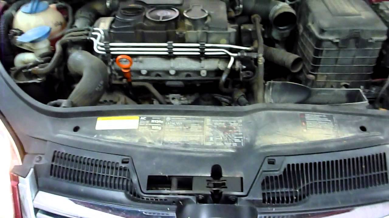 TDI Camshaft failure 2006 Jetta BRM PD  YouTube
