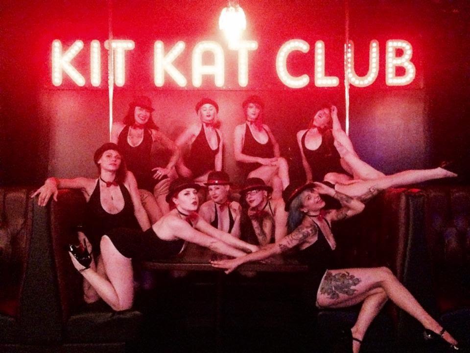 image Kit kat club sextrance bizarre 28