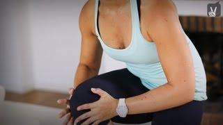 Pilates Fatburning Fortgeschrittene: Kalorien verbrennen ganz einfach!