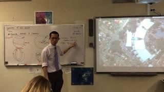 Geometry of the Earth (3 of 3: Measuring latitude & longitude)