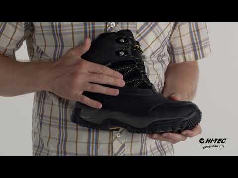 Snow Peak 200 Waterproof   Premium Insulated Men's Winter Boot