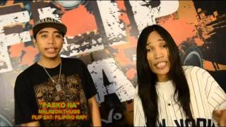 "FLIP EAT: FILIPINO RAP!  ""PASKO NA"" BY MALABON THUGS"