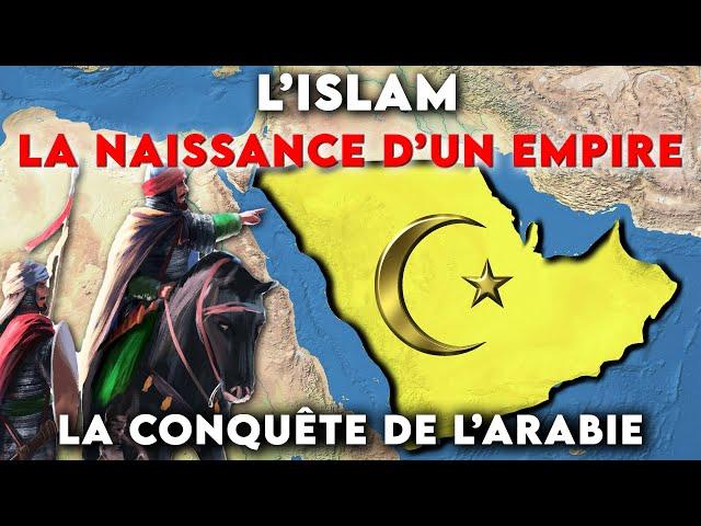 Comment l'islam s'est imposé en Arabie ? - Islam : la naissance d'un empire - 1/2 - CdI #9