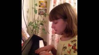 Игра на фортепиано, пианино для начинающих