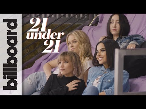 Becky G, Zara Larsson, Noah Cyrus, & Grace VanderWaal: Young Women as Role Models | Billboard