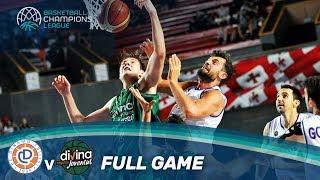 Dinamo Tbilisi (GEO) v Divina Seguros Joventut (ESP) - Live 🔴  - Basketball Champions League 17-18
