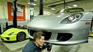 How to Apply Paint Touch Up on Carrera GT