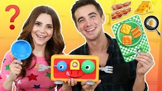 We Try Playing The Crazy Toaster Game