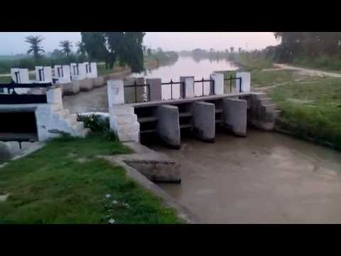 canal irrigation system in india