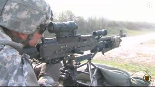 MUST SEE!  Live-Fire Weapons Exercise by U.S. Army Airborne Soldiers!