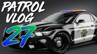 POLICE WORK IS NOT BORING (Virtual Ride Along Ep 27)