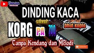 Download lagu DINDING KACA TANPA KENDANG MP3