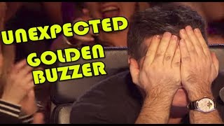 Ant and Dec Golden Buzzer
