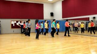 Love You Forever - Line Dance (Dance & Teach in English & 中文)