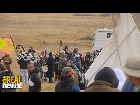 Tribes Reclaim Unceded Territories to Block Dakota Access Pipeline